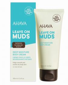 Leave on Muds Body Cream