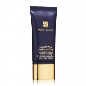 Double Wear Maximum Cover Camouflage Makeup for Face and Body SPF 15 1N3 Creamy Vanilla