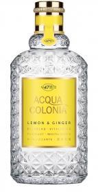 Lemon & Ginger Splash & Spray Cologne