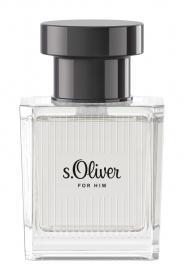 S.Oliver Him Eau de Toilette 50 ml