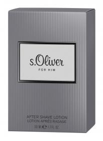 S.Oliver Him After Shave Lotion