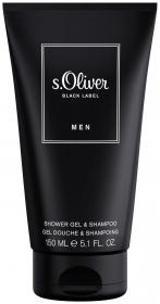 Black Label Shower Gel & Shampoo