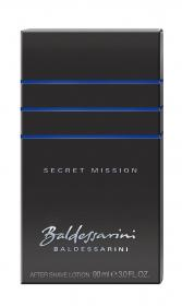 Secret Mission After Shave Lotion Splash
