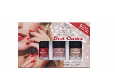 Nail Polish Bestseller 3er Set