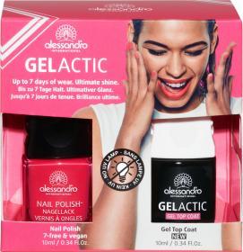Gelactic Nail Set Pink