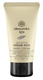 Spa Cream Rich Sensitive
