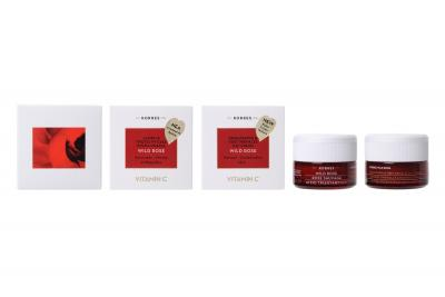 Wild Rose - Tagescreme für strahlenden Teint und erste Falten - normale bis Mischhaut