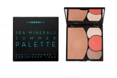 SEA MINERALS Summer Palette - Coral Sunsets