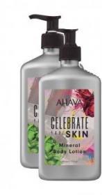 AHAVA Mineral Body Lotion Doppelpack