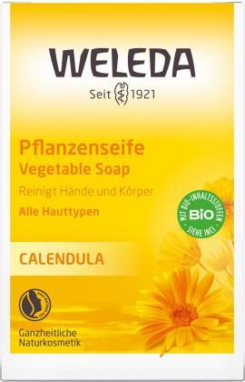 Calendula-Pflanzenseife