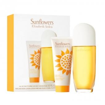 Sunflowers Cube Set