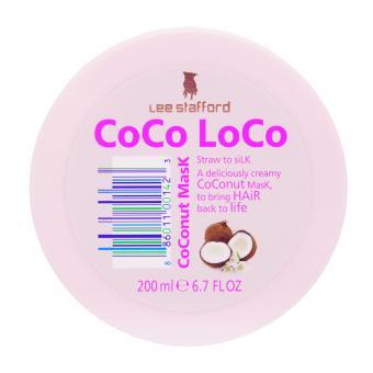 Coco Loco Coconut Mask