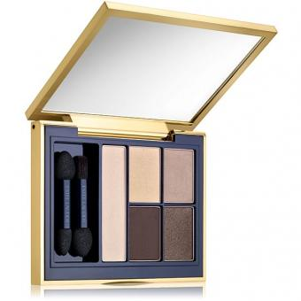 Pure Color Envy Sculpting Eyeshadow 5-Color Palette 02 Ivory Power