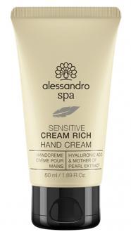 Spa Cream Rich Sensitive