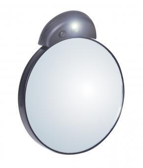 Spiegel mit Lampe 10-fach