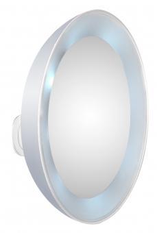 parf merie schneider spiegel mit lampe 15 fach. Black Bedroom Furniture Sets. Home Design Ideas